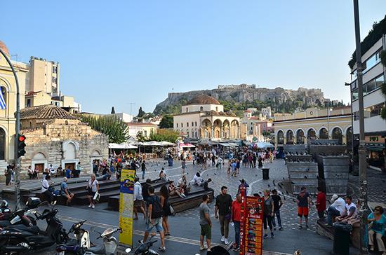 Μικρή πτώση των τιμών στα ξενοδοχεία της Αθήνας και τον Ιούλιο