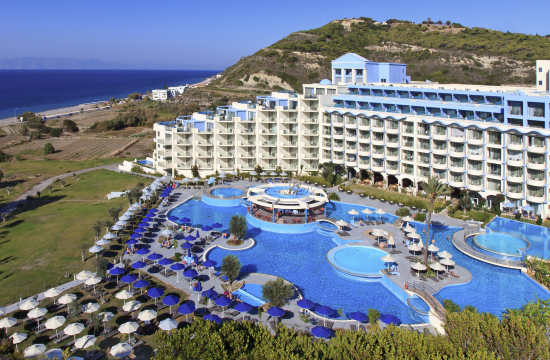 Βραβείο TUI Global Hotel Award στο Atrium Platinum Luxury Resort Hotel & Spa
