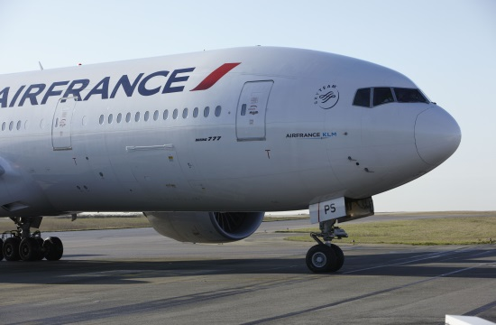 Air France: Πτήσεις από Αθήνα προς γαλλικές πόλεις το 2018