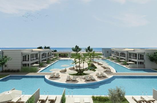 Νέο 5άστερο ξενοδοχείο στη Χαλκιδική: ανοίγει το Μάιο το Blue Lagoon Princess