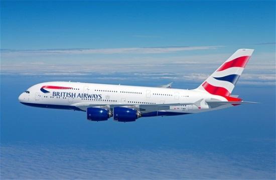 British Airways: Σχέδια για μεγαλύτερα αεροσκάφη στις πτήσεις για Ελλάδα