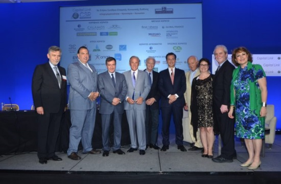 Τζον Κουδούνης: Επενδυτικές ευκαιρίες στην Ελλάδα