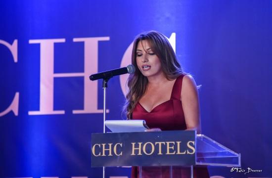 Βράβευση ξενοδοχείων στη γιορτή CHC Golden Night 2019
