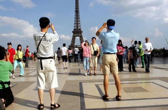 Κινεζικός τουρισμός 2016: Εκτόξευση 13% στα ταξίδια εξωτερικού- Μείωση 4% στην Ευρώπη