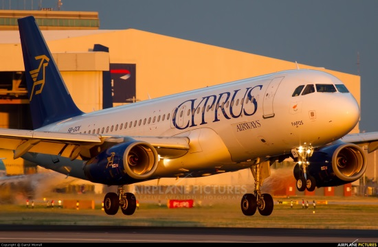 Cyprus Airways: Περισσότερες πτήσεις προς Αθήνα- Νέα σύνδεση με Θεσσαλονίκη