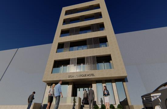 Στην Eurohotel Group το νεόδμητο ξενοδοχείο DOM Βoutique Ηotel στο Ηράκλειο