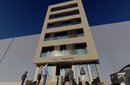 Νέο ξενοδοχείο στο κέντρο του Ηρακλείου από τον όμιλο Lemonakis