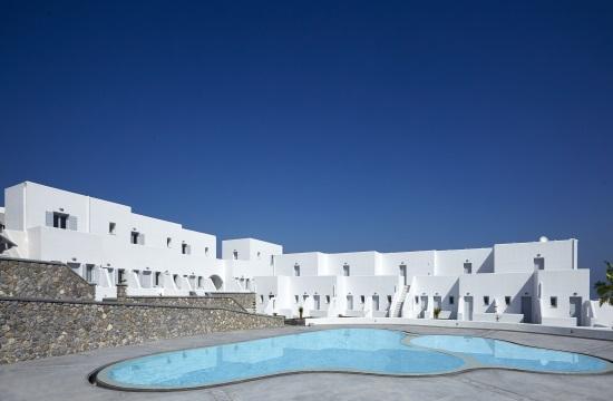 Ανοίγει το νέο ξενοδοχείο  De Sol Resort στη Σαντορίνη