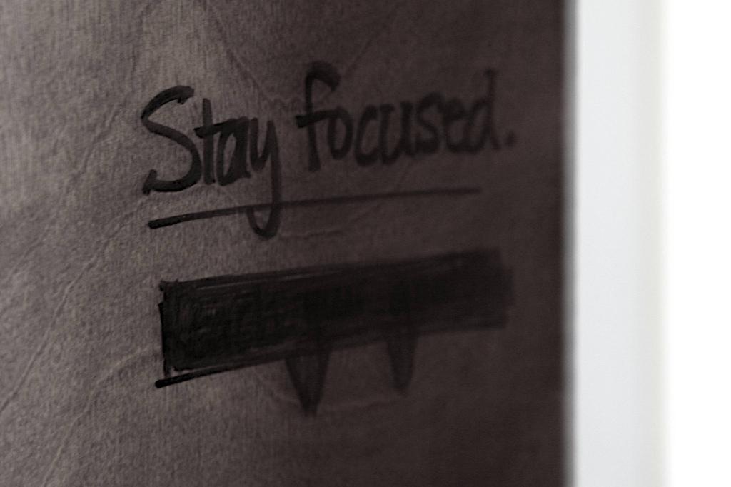 Stay focused! Ένα πραγματικό παράδειγμα του τι μπορεί να πάει λάθος