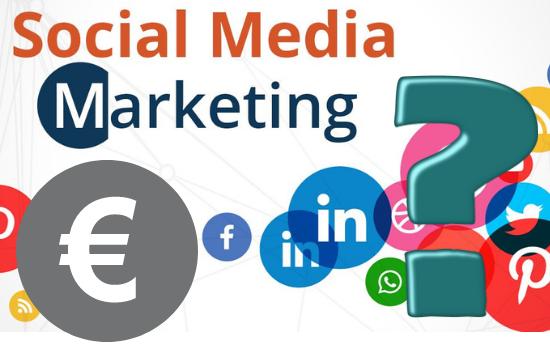 Πόσο κοστίζει το social media marketing;