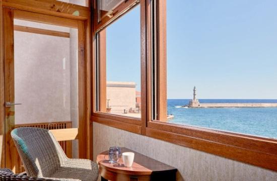 Ξενοδοχείο στα Χανιά υποψήφιο για καλύτερο Historic Hotel στην Ευρώπη