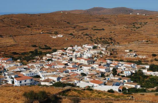 Το χωριό που μοιάζει με λαβύρινθο