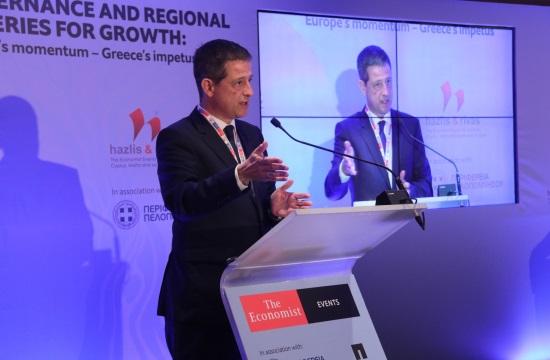 Γ.Τζιάλλας: Εργαζόμαστε για τη βιώσιμη τουριστική ανάπτυξη