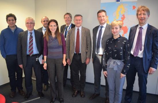 Συνεργασία Υπουργείου Τουρισμού και Ευρωπαϊκής Επιτροπής