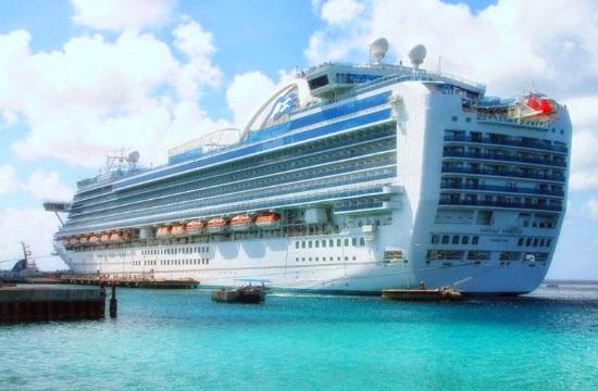 Ελληνικοί προορισμοί στις κρουαζιέρες της Princess Cruises το 2019