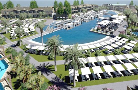 Ενεργειακό σύστημα στο ξενοδοχείο Euphoria Resort μέσω γεωλογικών σχηματισμών