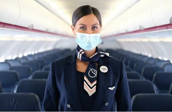 Hygiene Attendant: Πρωτοβουλία της AEGEAN για πιο ασφαλή ταξίδια