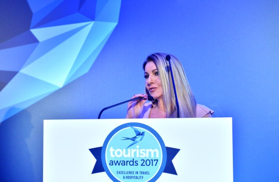 Η Φλώρα Παρασκευοπούλου PR & Communication Director σε Axia Hospitality και Nelios