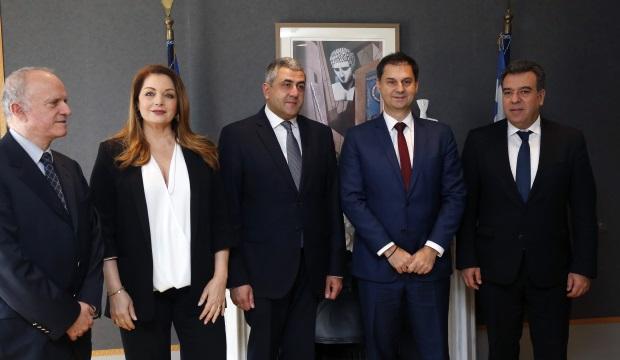 Tornos News - Ο γ.γ. του ΠΟΤ στο υπουργείο Τουρισμού