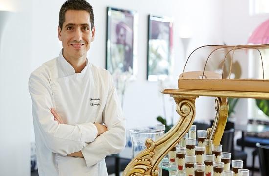 """Βραβείο Ελληνικής Κουζίνας στο """"Xasteria"""" του ξενοδοχείου Amirandes"""