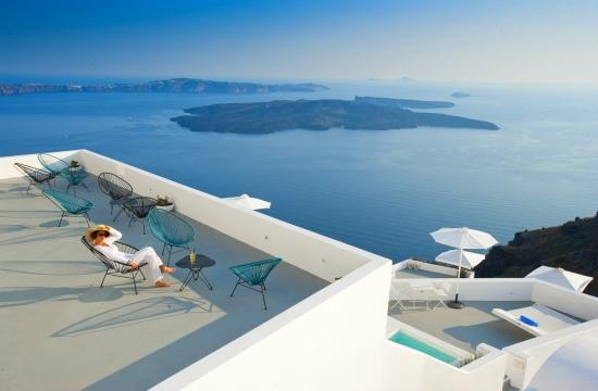 Ξενοδοχεία: Ανεβαίνουν οι διανυκτερεύσεις ξένων, μειώνονται των Ελλήνων