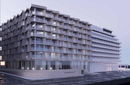 Μεγαλώνει το Grand Hyatt Athens με την προσθήκη του STAR CITY, που θα γίνει 5άστερο ξενοδοχείο