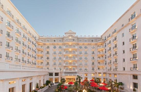 Άνοιξε ανανεωμένο το Grand Hotel Palace στη Θεσσαλονίκη