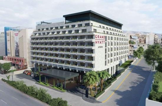 Ψηλώνει… το Grand Hyatt Athens - Νέα έγκριση για την ξενοδοχειακή επένδυση της RINASCITA στην Σταδίου