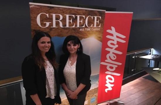 Ελβετία: Η Ελλάδα στο 30% του προγράμματος του Hotelplan