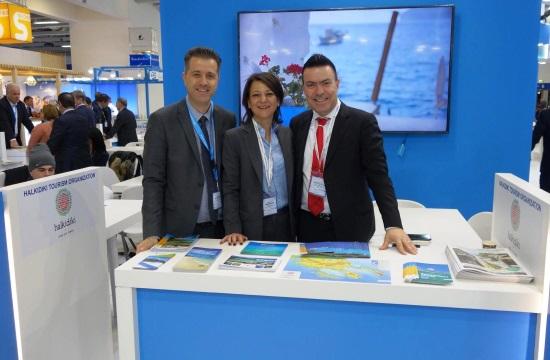 Τουρισμός: Θετικά μηνύματα για την Χαλκιδική από την ITB Berlin 2019