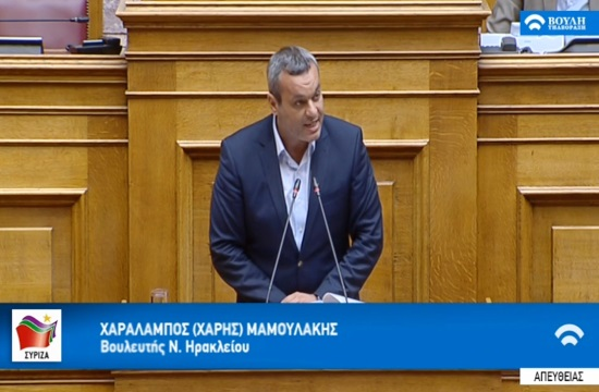 Χ.Μαμουλάκης: Ελεύθερη πρόσβαση σε μουσεία και αρχαιολογικούς χώρους για τρίτεκνους και πολύτεκνους