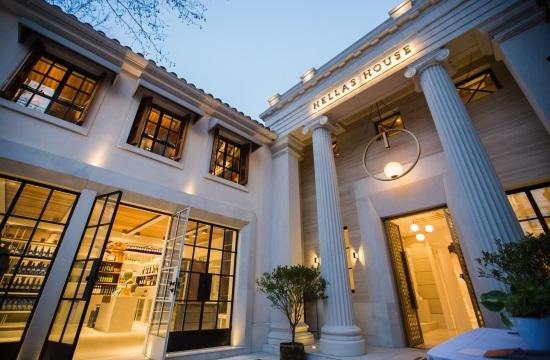 Hellas House: Ελληνικό πολιτιστικό κέντρο στη Σαγκάη- εγκαίνια από την Ε.Κουντουρά