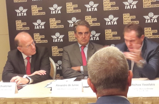 Αποτέλεσμα εικόνας για IATA: 18 δισ.ευρώ εισφέρουν οι αερομεταφορές στην ελληνική οικονομία- πώς θα συνεχισθεί η ανάπτυξη
