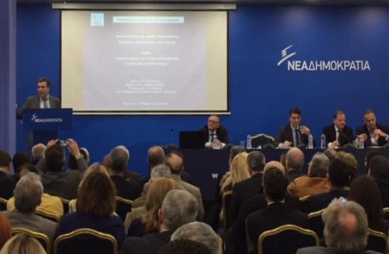Μ.Κόνσολας: 6 προτάσεις για την ανάπτυξη του παραλιακού μετώπου της Αττικής