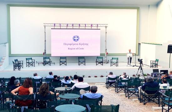 Η Περιφέρεια Κρήτης στο Φόρουμ του εθνικού δικτύου CLIMPACT για την Κλιματική Αλλαγή και Τουρισμό
