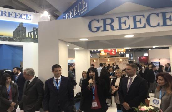 Η ελληνική παρουσία στην ITB - Συνεργασία Κρήτης-Μέκλενμπουργκ για το βιώσιμο τουρισμό