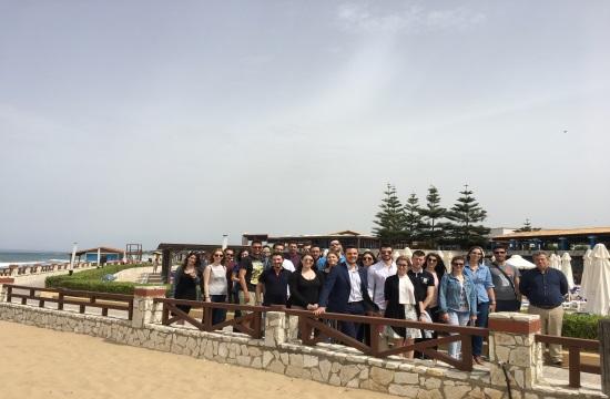 Φιλοξενία φοιτητών στο Aldemar Olympian Village
