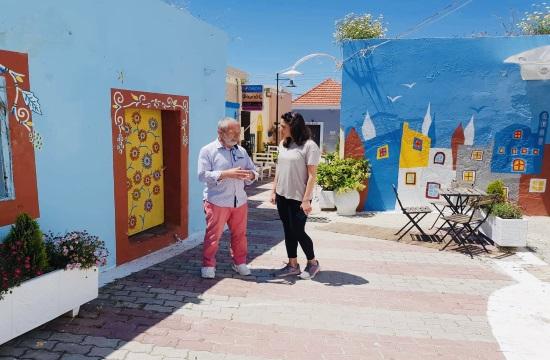"""My Greek Odyssey"" στη Ρόδο- οδοιπορικό στο νησί για την τηλεοπτική εκπομπή της Αυστραλίας"