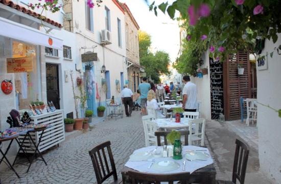 Tουρκία: Αύξηση κατά 26% στις αφίξεις ξένων τουριστών τον Μάρτιο