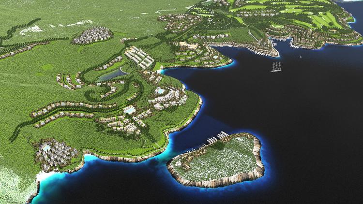 Επενδυτικό ...έπος 1 δισ. ευρώ στην Ιθάκη- έτοιμα τα σχέδια για το Iliad Resort