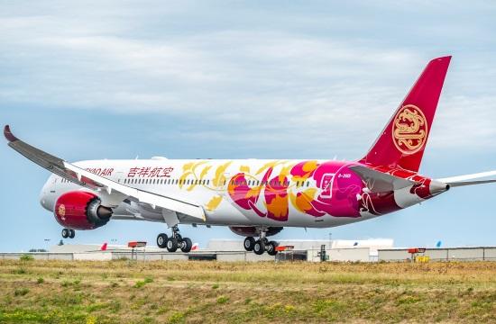Juneyao Airlines: Πτήσεις από Κίνα προς Αθήνα το καλοκαίρι