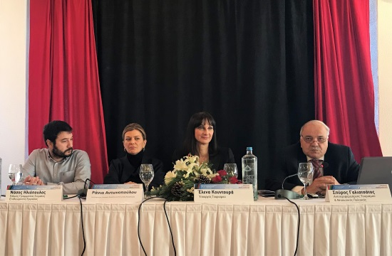 E.Κουντουρά: Ο τουρισμός του Ιονίου θα συνεχίσει να έχει υψηλές αποδόσεις