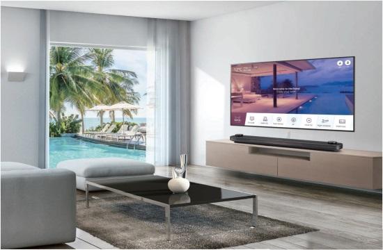 LG Business Solutions: Ολοκληρωμένες λύσεις για το ξενοδοχείο