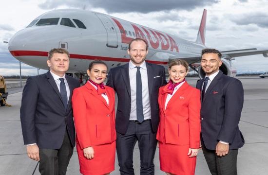 Lauda: Απευθείας πτήσεις Αθήνα-Βιέννη