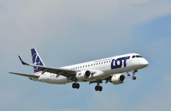 LOT: Περισσότερες πτήσεις φέτος προς Ελλάδα ακόμη και από το 2019