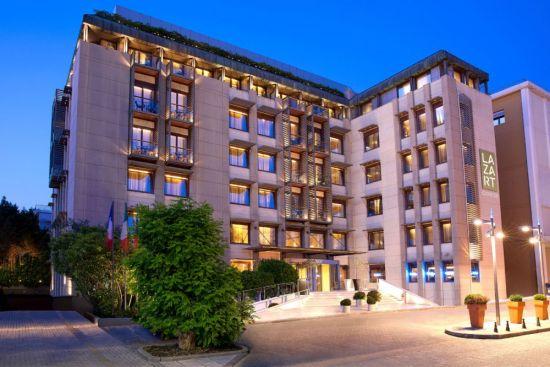 Στην Εθνική Παγναία το Lazart Hotel στη Θεσσαλονίκη έναντι 7 εκατ. ευρώ