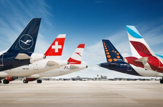 Όμιλος Lufthansa: Νέες συνδέσεις με ελληνικούς προορισμούς φέτος