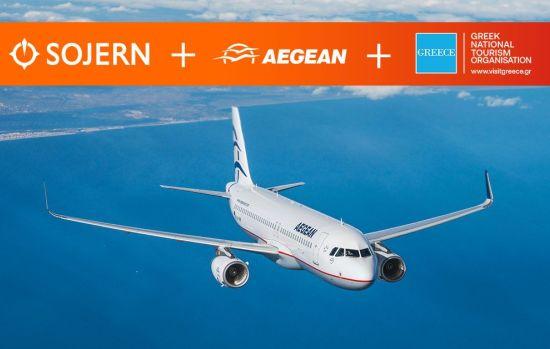 28K απευθείας κρατήσεις το αποτέλεσμα της ψηφιακής καμπάνιας 2020 για την Aegean Airlines σε συνεργασία με τον ΕΟΤ