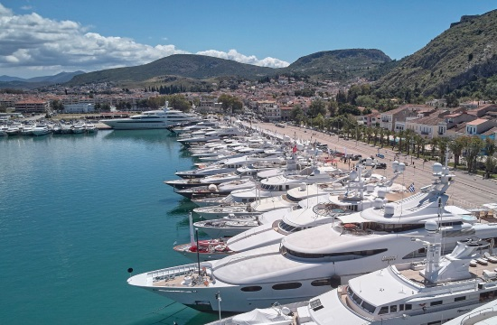 Από τις 2 έως τις 6 Μαΐου 2020 το Mediterranean Yacht Show στο Ναύπλιο