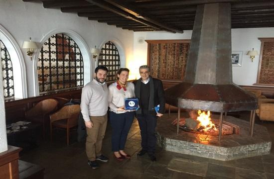 Creta Maris: Βραβείο αριστείας από την Booking.com
